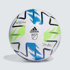 adidas Mls Nativo Xxv Match Replica Training Size 4 and 5 Soccer Ball