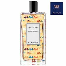 "BERDOUES Coll. Grands Crus "" Assam of India "" Eau de Parfum ml. 100 *Descatolato"