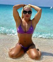 WWE NXT Mandy Rose 8x10 Photo Print Diva Raw Smackdown AEW SHIMMER TNA