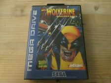 Wolverine: ADAMANTIUM RAGE Sega Megadrive Pal (Rare)