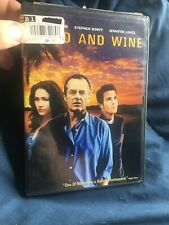 Blood and Wine (DVD, 2006)