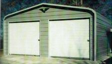 24x26 STEEL Metal Garage, Storage Building, Carport FREE DEL. & INSTALLATION!
