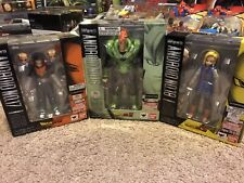 S.H Figuarts Dragonball Z - Android 16, 17 & 18, Authentic, Brand New Collection