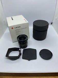 Leica Elmarit M 24mm f/2.8 Leica M
