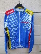 Veste cycliste demi saison NAKAMURA Mavic Shimano jacket giacca XL