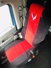 Semi Truck seat cover for Kenworth T680 OEM Seat