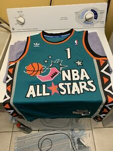 Vtg Nba All Stars Penny Hardaway Jersey