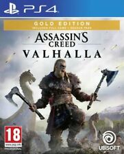 Assassin's Creed Valhalla Gold Edition & Eivor Viking estatuilla PS4/PS5 pre-ordenar