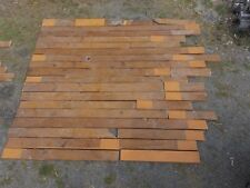 Genuine Antique Pine Wide Plank Tongue & Groove Flooring 100 sq ft Old 510-16