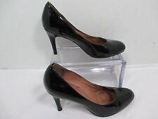Corso Como DELICIOUS Black Patent Pumps Size 8 1/2 M