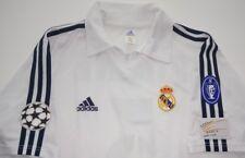 Camiseta Real Madrid centenary M Zidane shirt 2001 2002 centenario Adidas