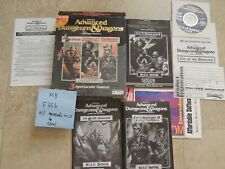 Lot of Vintage Computer PC Floppy or CD DOS or Win big Box game to pick