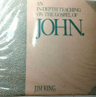 An In depth Teaching On The Gospel of John-John King Ministries 12 Casettes