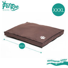 Pet Bed Mattress Dog Cat Pad Mat Summer Cushion Pillow Soft Washable Canvas XXXL