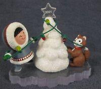 Frosty Friends 22nd in Series 2001 Hallmark Keepsake Christmas Ornament Ed Seale