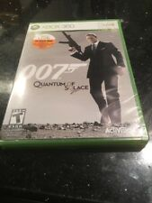 James Bond 007: Quantum of Solace Xbox 360 BRAND NEW & FACTORY SEALED