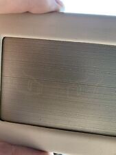 Lockheed L1011 Tristar 500 Ordinance Sign Lens No Smoking Buckle Seat Belt
