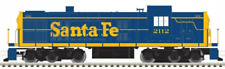 ATLAS 10003054 GOLD HO Scale RSD-4/5 Santa Fe #2112 LOKSOUND DCC / SOUND