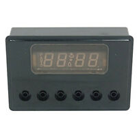 RANGEMASTER Genuine Oven Cooker Digital Clock Timer Twin Relay 6 Button A094495