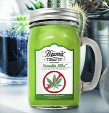 Beamer Cannabis Killer 12oz Natural Odor & Herb Eliminator Scented Candle 90 HR