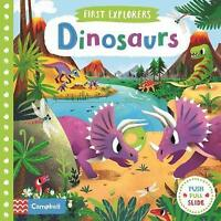Dinosaurs (First Explorers) by Chorkung, NEW Book, FREE & Fast Delivery, (Board