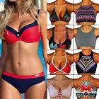 Womens Bikini Set Bandage Push-Up Padded Swimwear Swimsuit Bathing Brazilian USA
