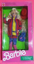 Barbie Mattel United Color Of Benetton Vintage 90'