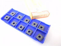 NEW SURPLUS 10PCS. SUMITOMO SNMG 322NK  GRADE: T124  CARBIDE INSERTS