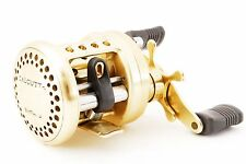 "SHIMANO CALCUTTA 51 XT Left Handle Baitcasting Reel ""exc++"" from Tokyo Japan"