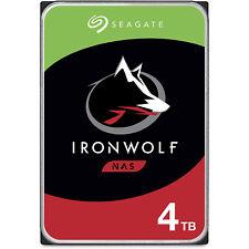 Seagate IronWolf 4TB NAS Internal HDD CMR 3.5in SATA 5900 RPM (ST4000VN008)
