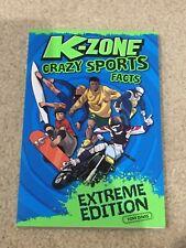 K-Zone Crazy Sports Facts Extreme Edition by Tony Davis
