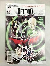 Batman Beyond Unlimited #1 Comic Book DC 2012