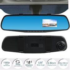 Videocamera nascosta auto video monitor lcd dvr registra telecamera frontale
