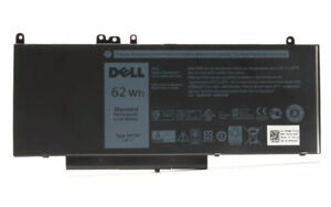 OEM Genuine 62Wh Dell 6MT4T Battery Latitude 7V69Y E5470 E5570 E5450 79VRK TXF9M