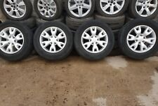 "FORD RANGER WILDTRAK 4X 18"" DIAMOND CUT ALLOYS"