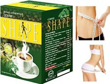 Moringa Coffee Shape Mix Collagen Ginseng L-Carnitine Cactus  WEIGHT LOSS DIET