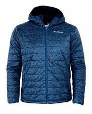 Men's Columbia Crested Butte II Omni-Heat Insulated Hooded Jacket Coat, XXL Nwt