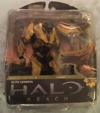 HALO REACH SERIES 4 ELITE GENERAL McFarlane Toys ** NEW (OTHER) SEE DESCRIPTION