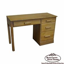 New listing Brandt Ranch Oak Rustic Southwest Style Writing Desk (B)