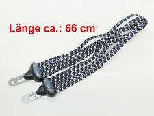 Gazelle Spannband 66cm zum Schrauben Spanngummi Gepäckträger-Gummi Hollandrad