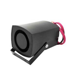 Alarm Siren Horn 12V/24V Beeper Buzzer Speaker Durable Reversing Warning A4W3