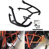 For KTM 1290 Super Duke R GT 2014-2018 Sides Crash Bar Hoop Frame Bumper Guard