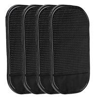 4 pcs Black Magic Sticky Pad Anti Slip Mat Car Dashboard for Cell Phone Hot#