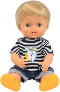 Puppe Cicciobello Milchzähnchen Spielpuppe 30cm Kinderspielzeug beweglich B-WARE
