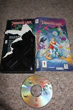 Dragon's Lair (Panasonic 3DO) with Long Box
