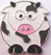 Cow Golf Ball Marker - package of 2