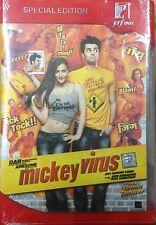 MICKEY VIRUS - BOLLYWOOD ORIGINAL DVD - FREE POST