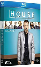 3375 // DR HOUSE SAISON 6 BLU RAY NEUF SOUS BLISTER