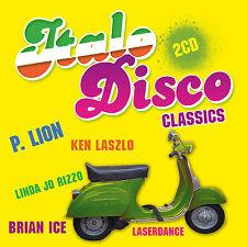 CD Italo Disco Classics Various Artist 2CDs