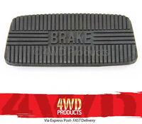 Brake Pedal Rubber/Pad (Auto) - for Nissan Patrol GQ Ford Maverick TB42 (88-97)